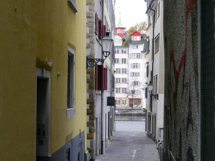 Altstadt Zürich