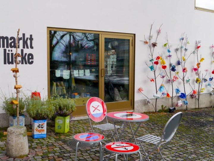 Marktlücke: viele Ideen zwischen Kunst und Kitsch