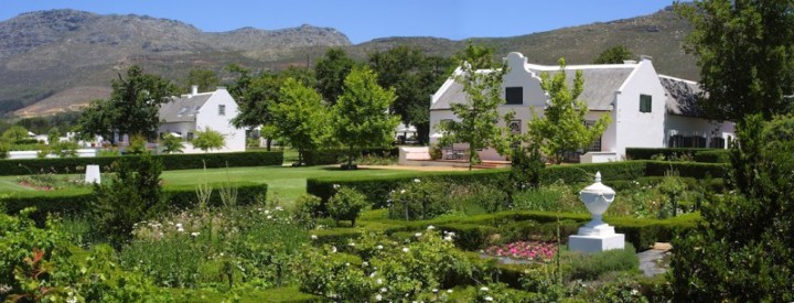 Manor House Steenberg, South Africa