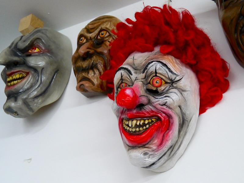 Clownsmaske