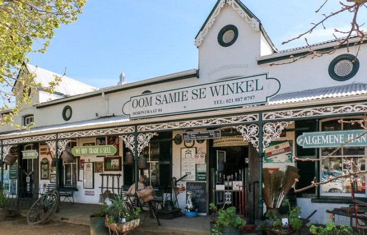Winkel Stellenbosch