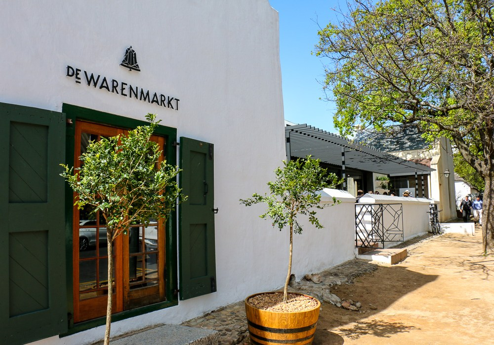 Stellenbosch solo