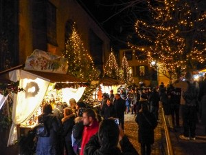 Weihnachtsmärkte im Elsass