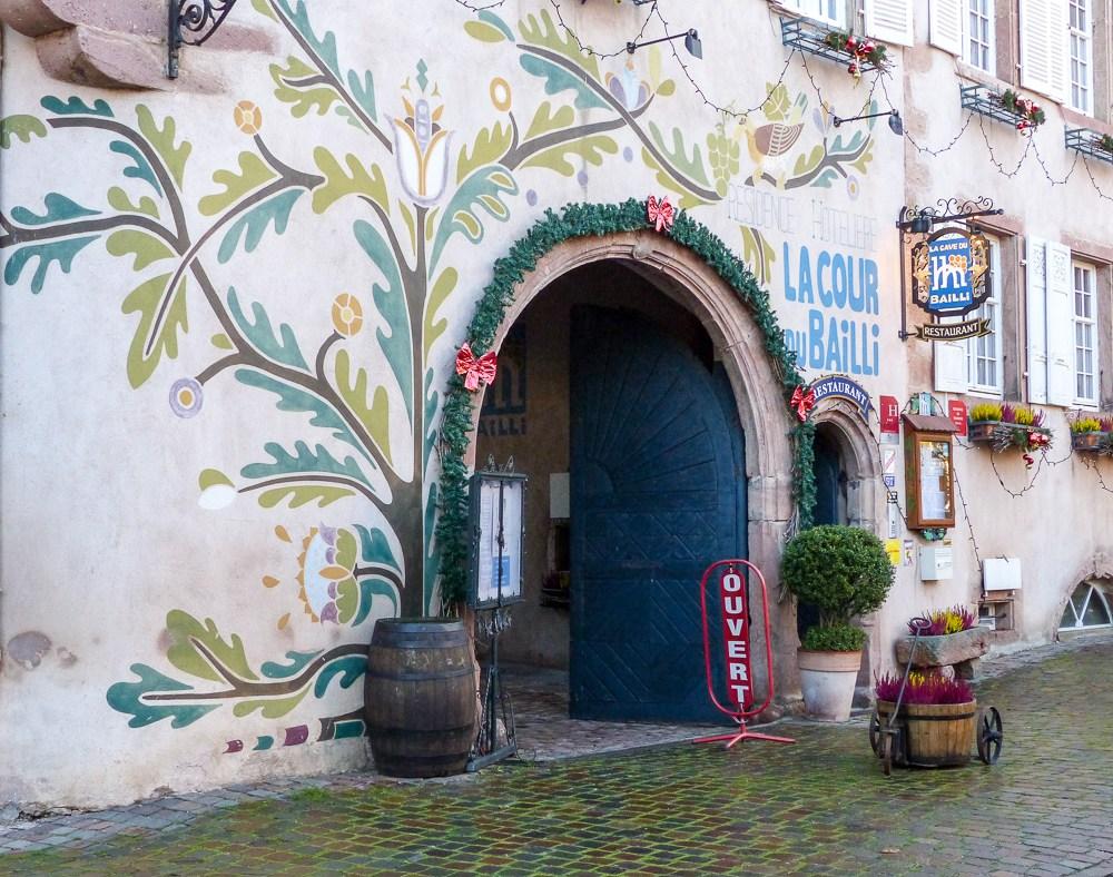 Wein-Wochenende im Elsass