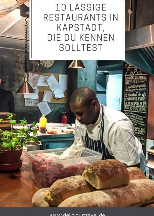 Restauranttipps Kapstadt