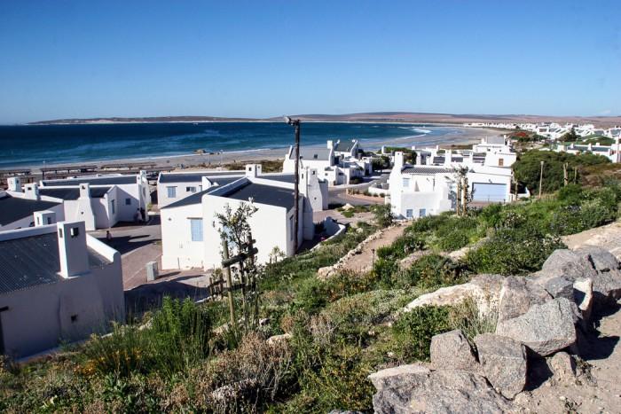 Paternoster an der Westküste Südafrikas
