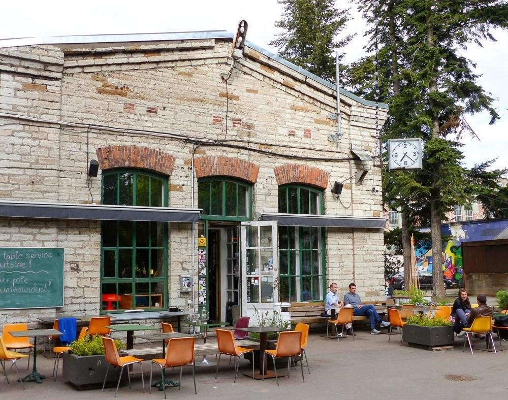 Creative City, Kalamaja, Tallinn