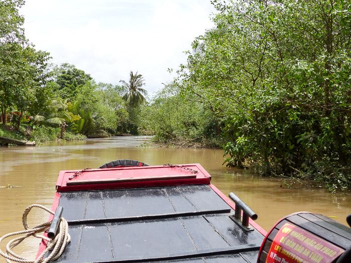 Seitenarme des Mekong