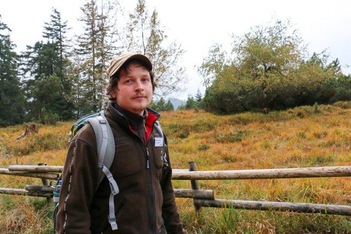 Ranger Lukas Schmidt
