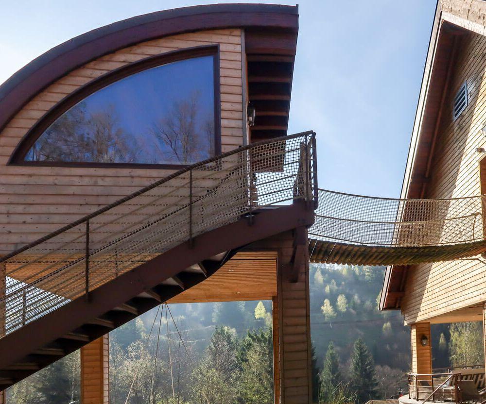 Tour de Spa im Elsass: Vallée de la Bruche
