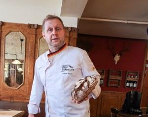 Bäcker und Brot-Sommelier Volker Mayer