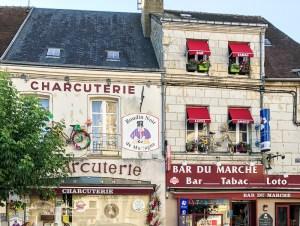 Mortagne-au-Perche: Heimat der Boudin Noir