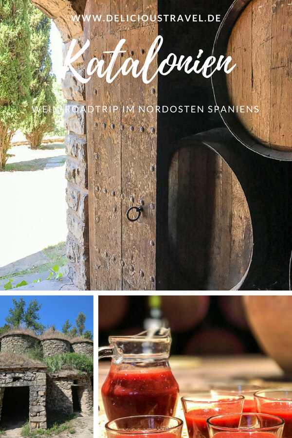 Weinreise Katalonien Höhepunkte