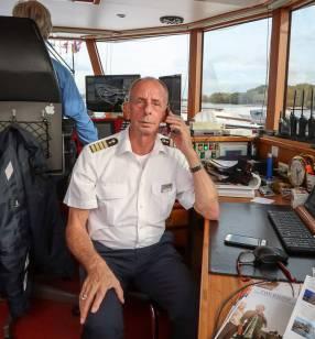 Kapitän Jan van Rensburg
