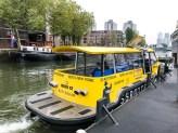 Wassertaxi in Rotterdam
