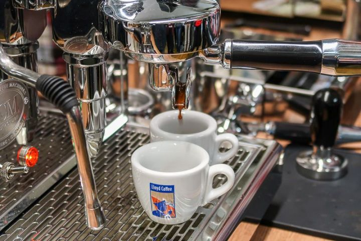 Kaffeeseminar bei Lloyd Kaffee