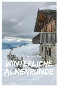 Winterurlaub in Hafling, Meraner Land, Südtirol