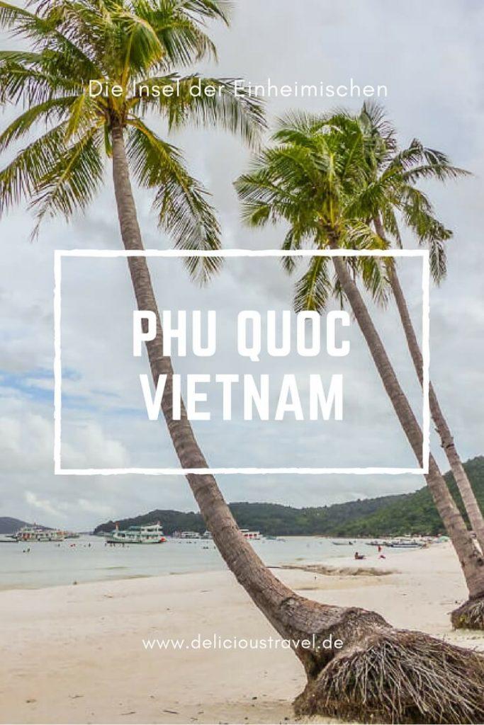 Phu Quoc ist eine kleine Insel vor Vietnam, ein wahres Naturparadies mit weißen Stränden wie Sao Bai und viel Wald. Und in der Regenzeit ein beliebtes Ziel der Einheimischen.