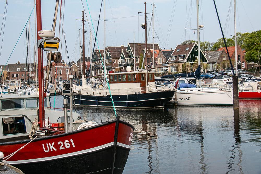 Urk Hafen, Flevoland