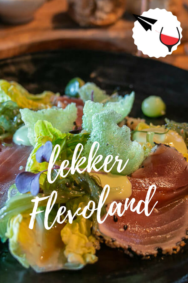 Restaurantipps Flevoland: At Sea am Drontermeer