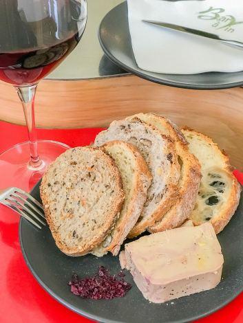 Foie Gras zum Margaux – ein guter Tipp des Sommeliers