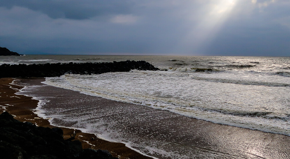 Strand von Anglet