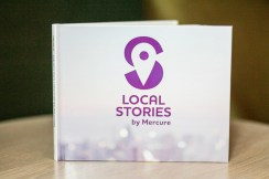 Local Stories Büchlein