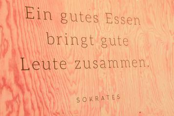 Laube auf dem Stuttgarter Weindorf