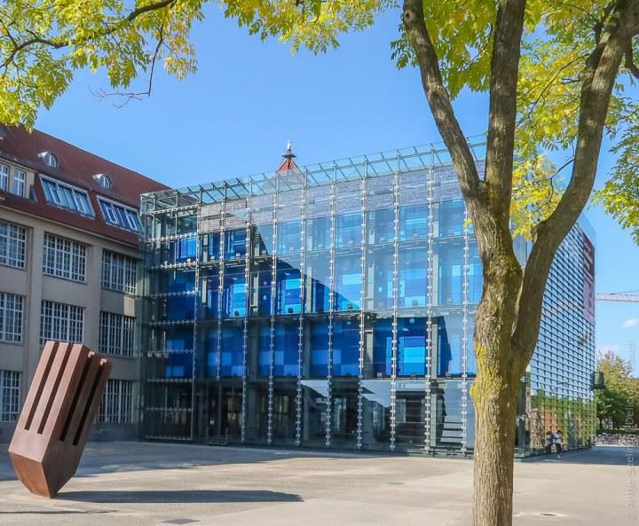 Zentrum für Kunst und Medien, ZKM