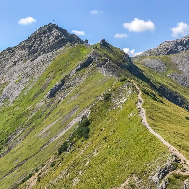 Auf der Route 66 durch Liechtenstein