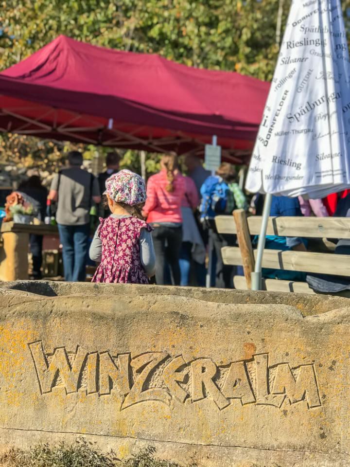 Winzeralm bei Siefersheim