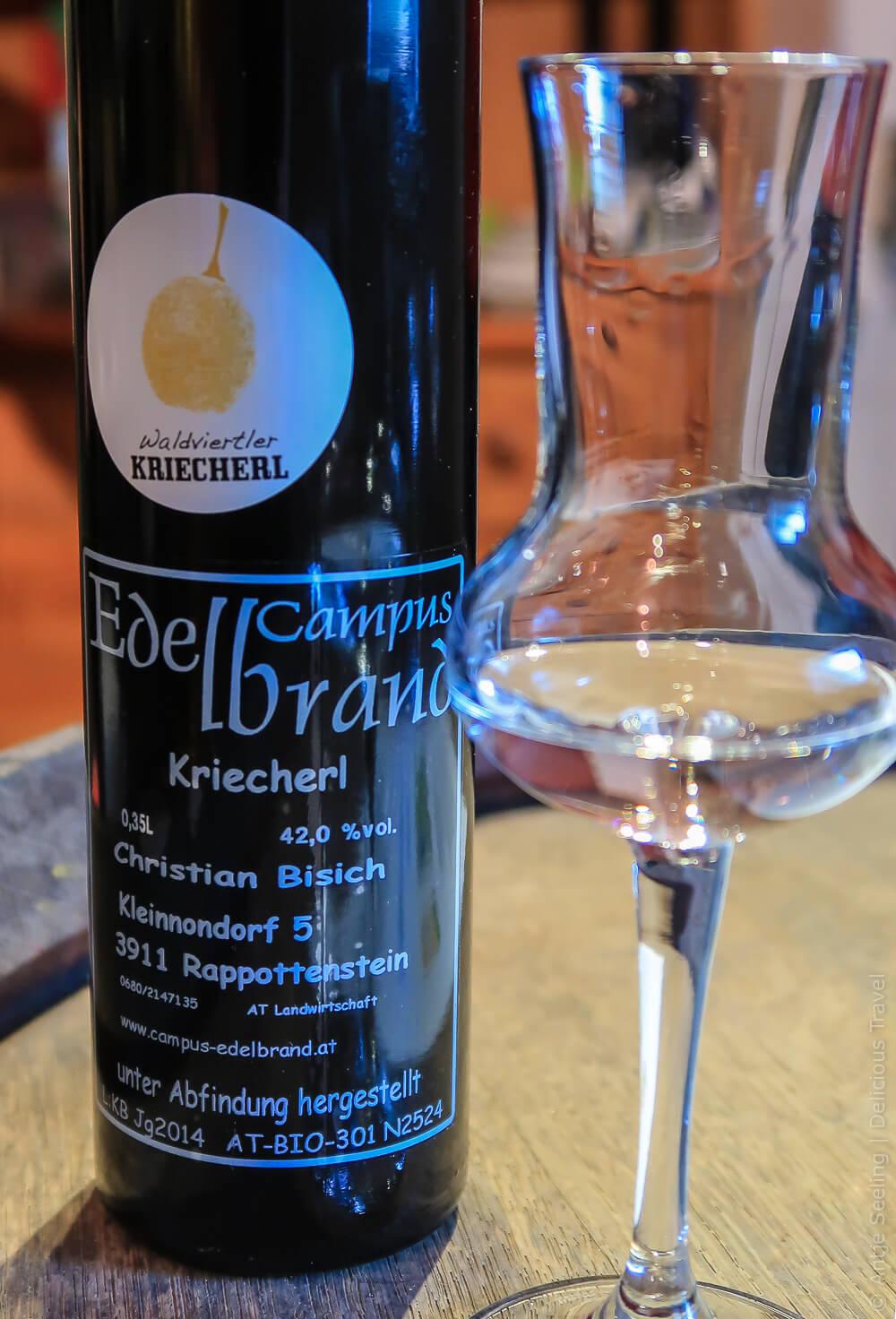 Kriecherl-Brand