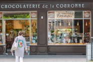 chocolaterie de la couronne, pau