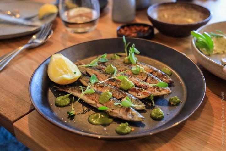 Frischen Fisch aus den Gippsland Lakes gibt es im Restaurant Sardine in Paynesville