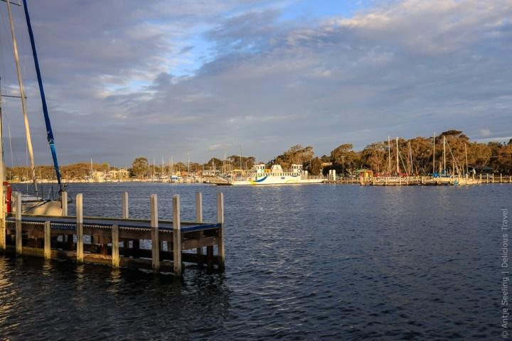 Paynesville und Raymond Island, Victoria