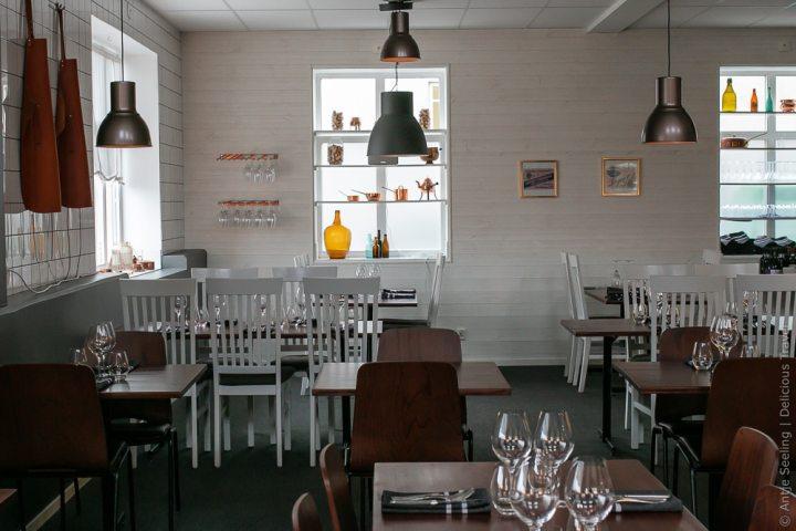 Ångbryggeriet – Restaurant in der alten Brauerei von Piteå