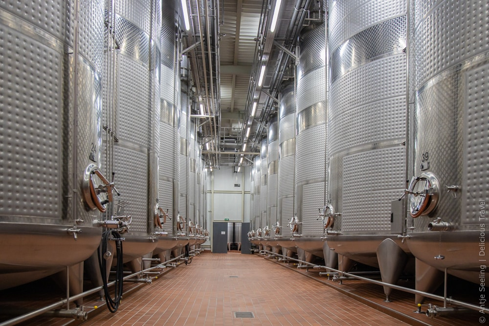 Weinkeller der Weingärtner Stromberg-Zabergäu