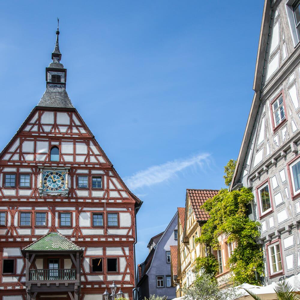 Rathaus von Besigheim
