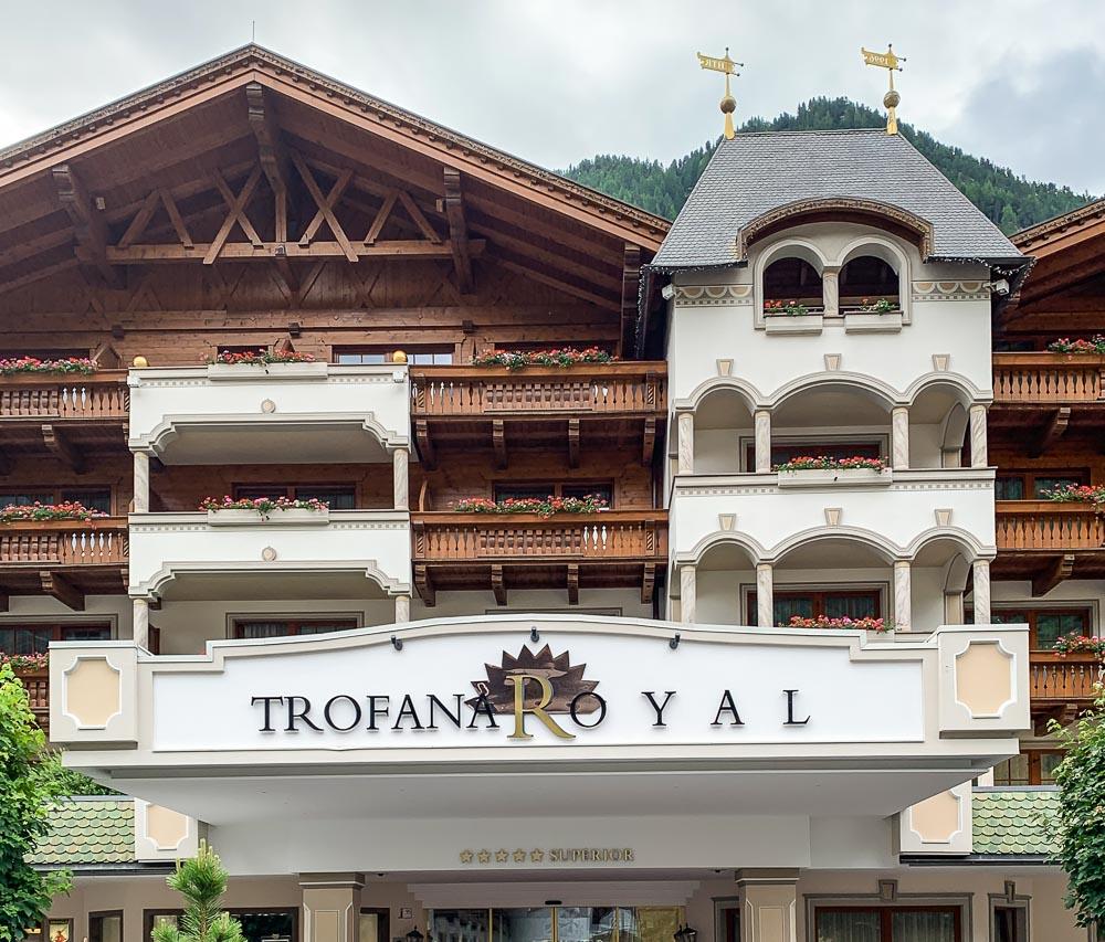 Hotel Trofana, Ischgl