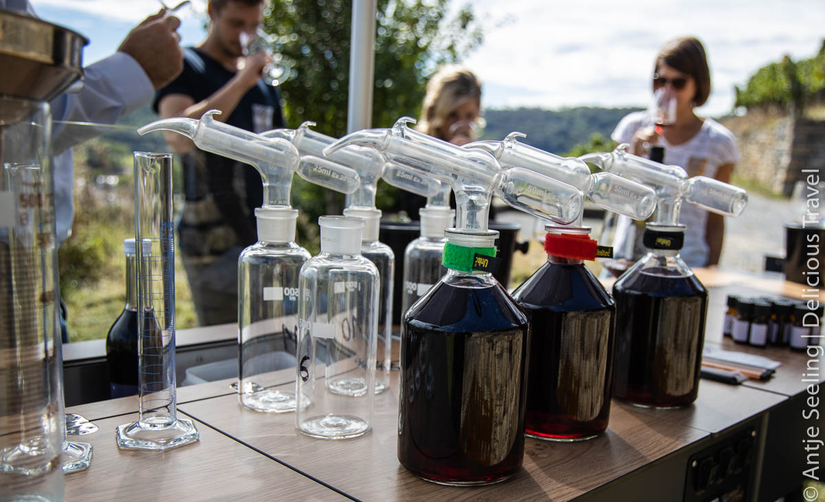 Weinmachertour Lembergerland