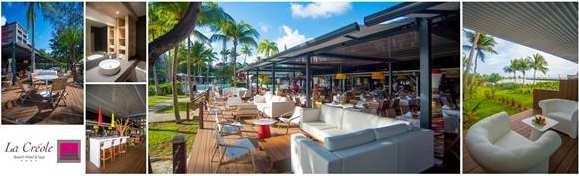 Rénovations et nouveau design à La Créole Beach Hôtel & Spa en Guadeloupe
