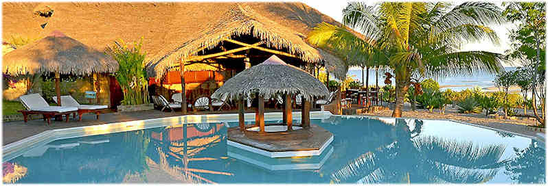 Madagascar, hôtel de luxe dès 35€ la nuit