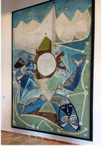 Antibes-Juans-les-pins-musee-picasso-tableau