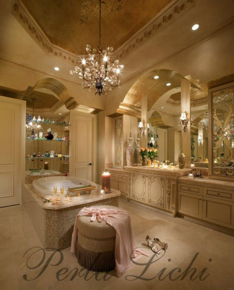 Top 5 luxury bathroom lighting solutions