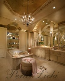 Beautiful Luxury Master Bathrooms