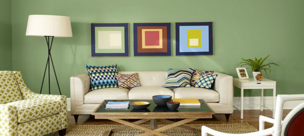 painting your living room blue walls brown couch wall ideas for