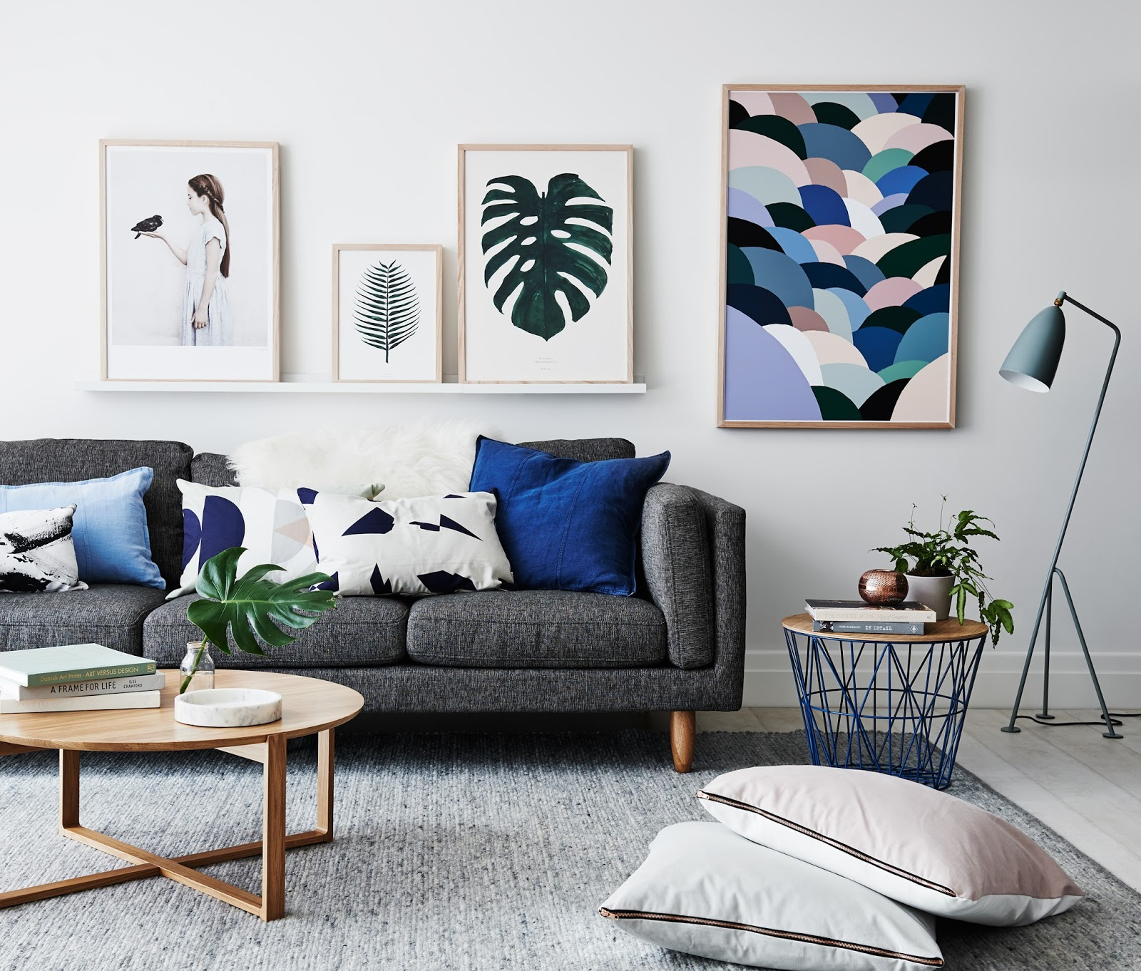 living room ideas pinterest layouts for small apartments what s hot on 5 scandinavian rooms 8