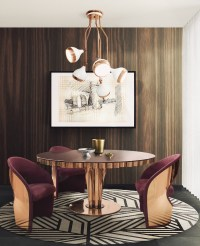 How To Elevate Your Dining Room Decor With Contemporary