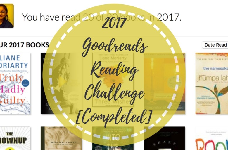 2017-goodreads-reading-challenge-completed