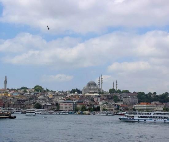 Istanbul Reise und Reisetipps